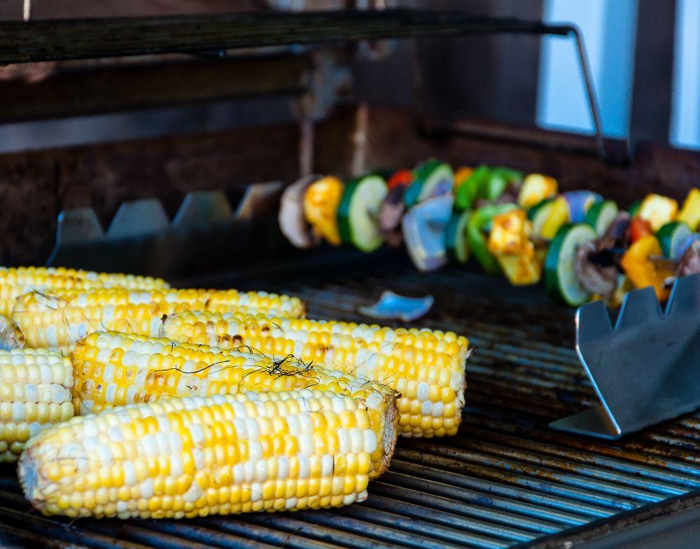 Šťavnatá grilovaná zelenina Tohto postupu sa držte!